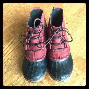 Women's Sorel rain boots